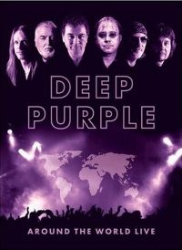 Cover Deep Purple - Around The World Live [DVD]